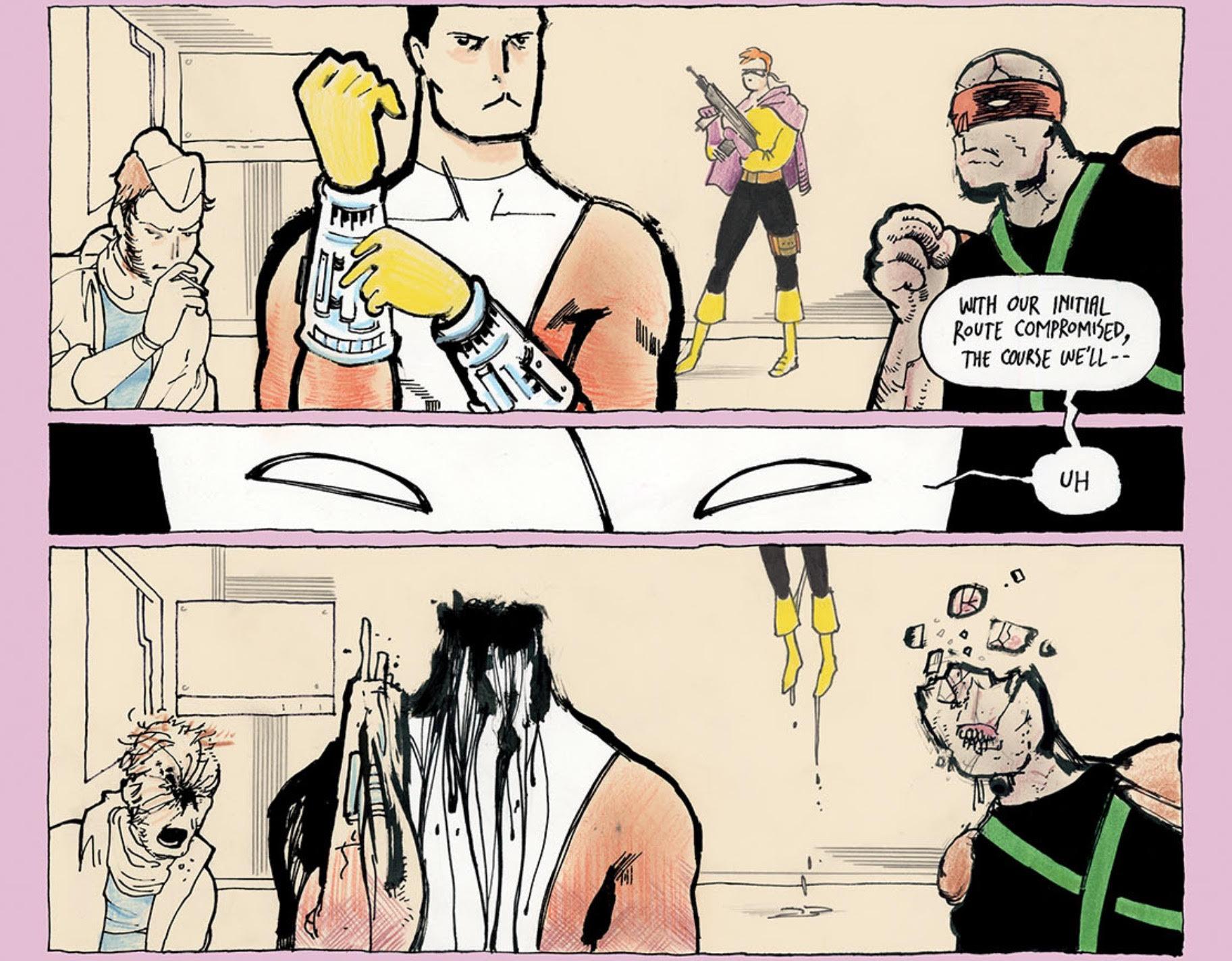 1 Best Comics of 2015 - COPRA