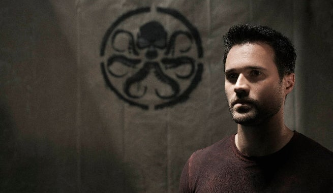 Brett Dalton as Grant Ward