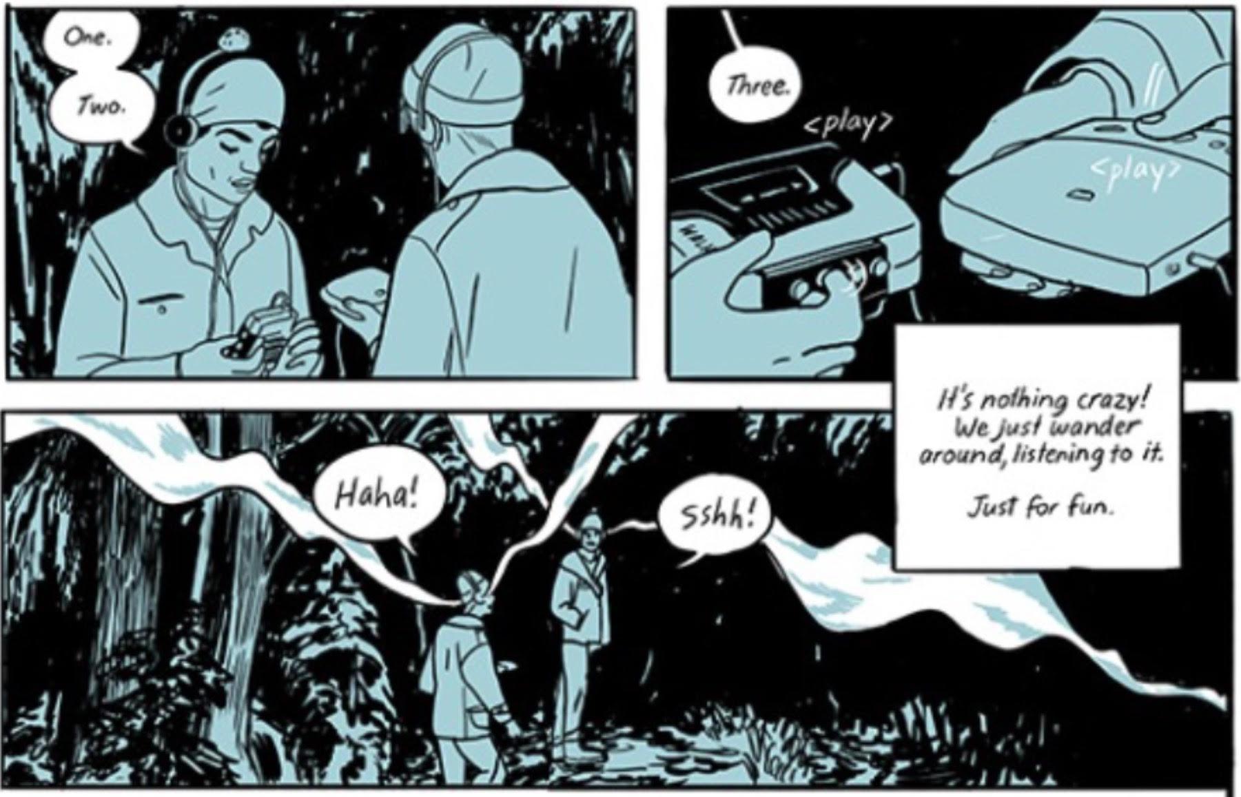 2 Best Comics of 2015 - Frontier