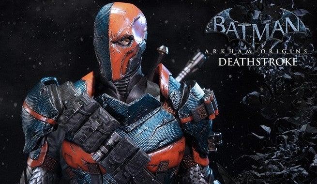 Batman: Arkham Origins - Deathstroke