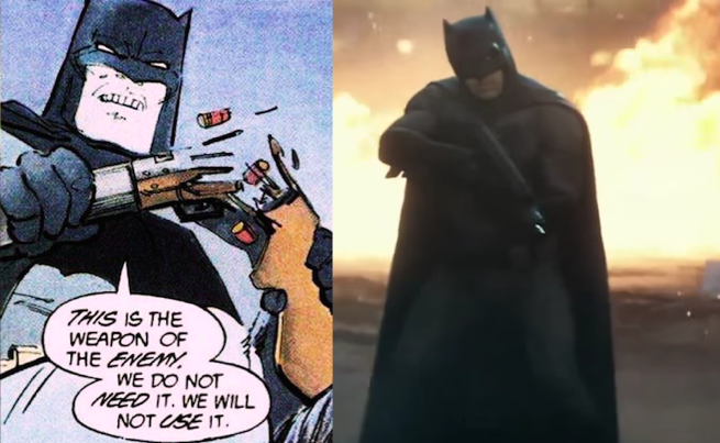 Batman-guns
