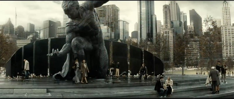 bvs-superman-statue