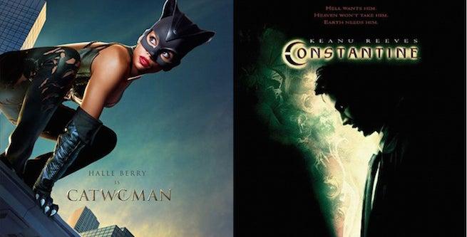 Catwoman-Constantine