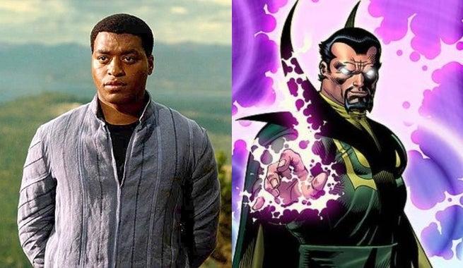 Doctor Strange: Chiwetel Ejiofor Sheds Light On Baron Mordo's Role