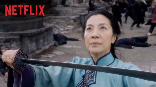 Crouching Tiger, Hidden Dragon - The Sword of Destiny