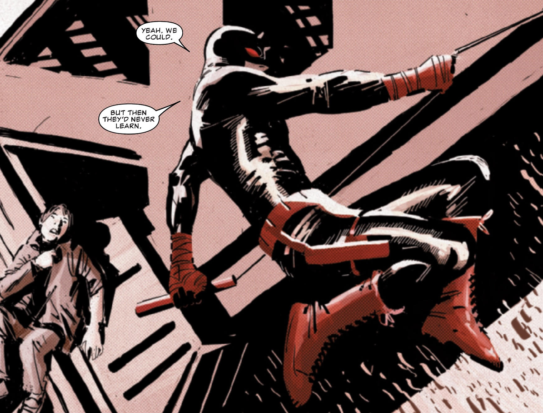 Daredevil #1 - Ron Garney
