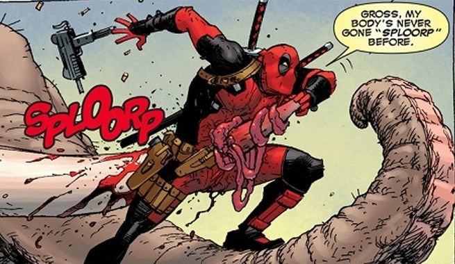 Deadpool-Horn