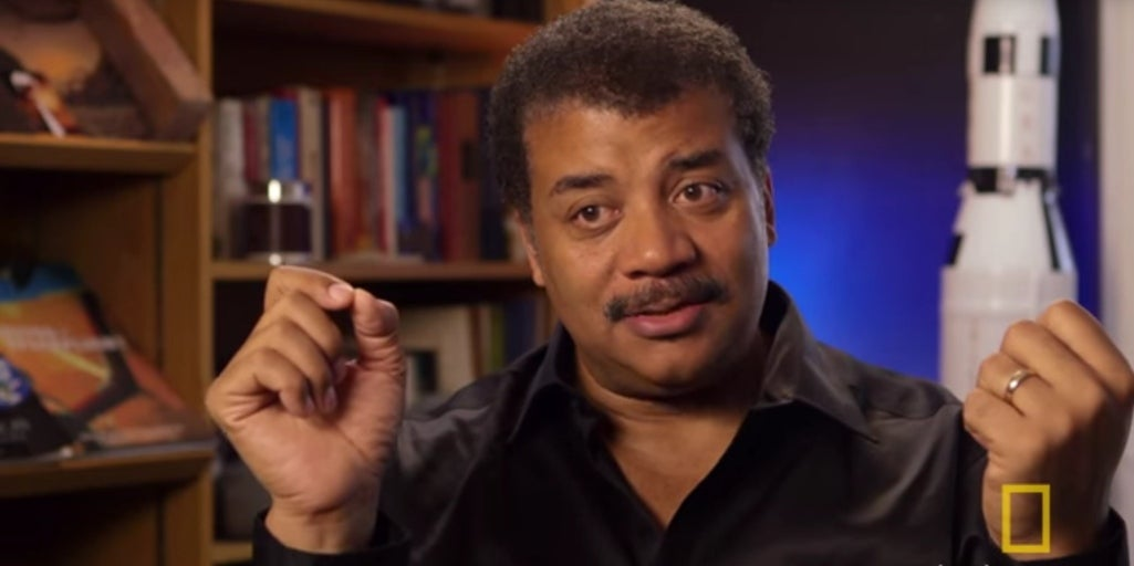 Neil deGrasse Tyson Defends Why He Thinks The Starship Enterprise Could Beat The Millennium Falcon