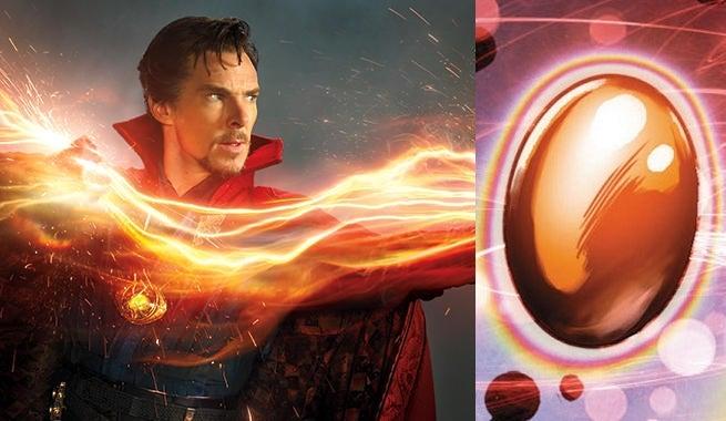 Doctor Strange - Time Gem