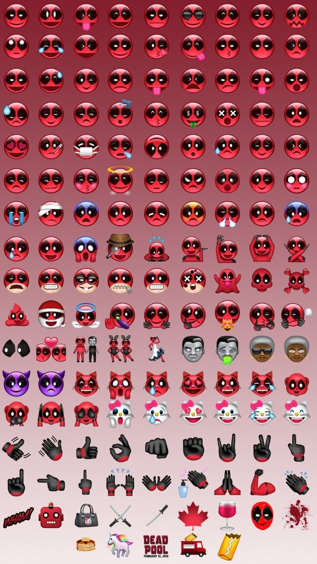 DP Emojis Complete Set