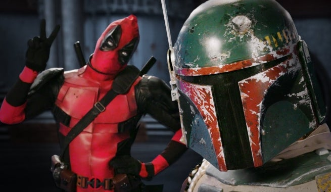 Epic Rap Battle - Deadpool vs Boba Fett