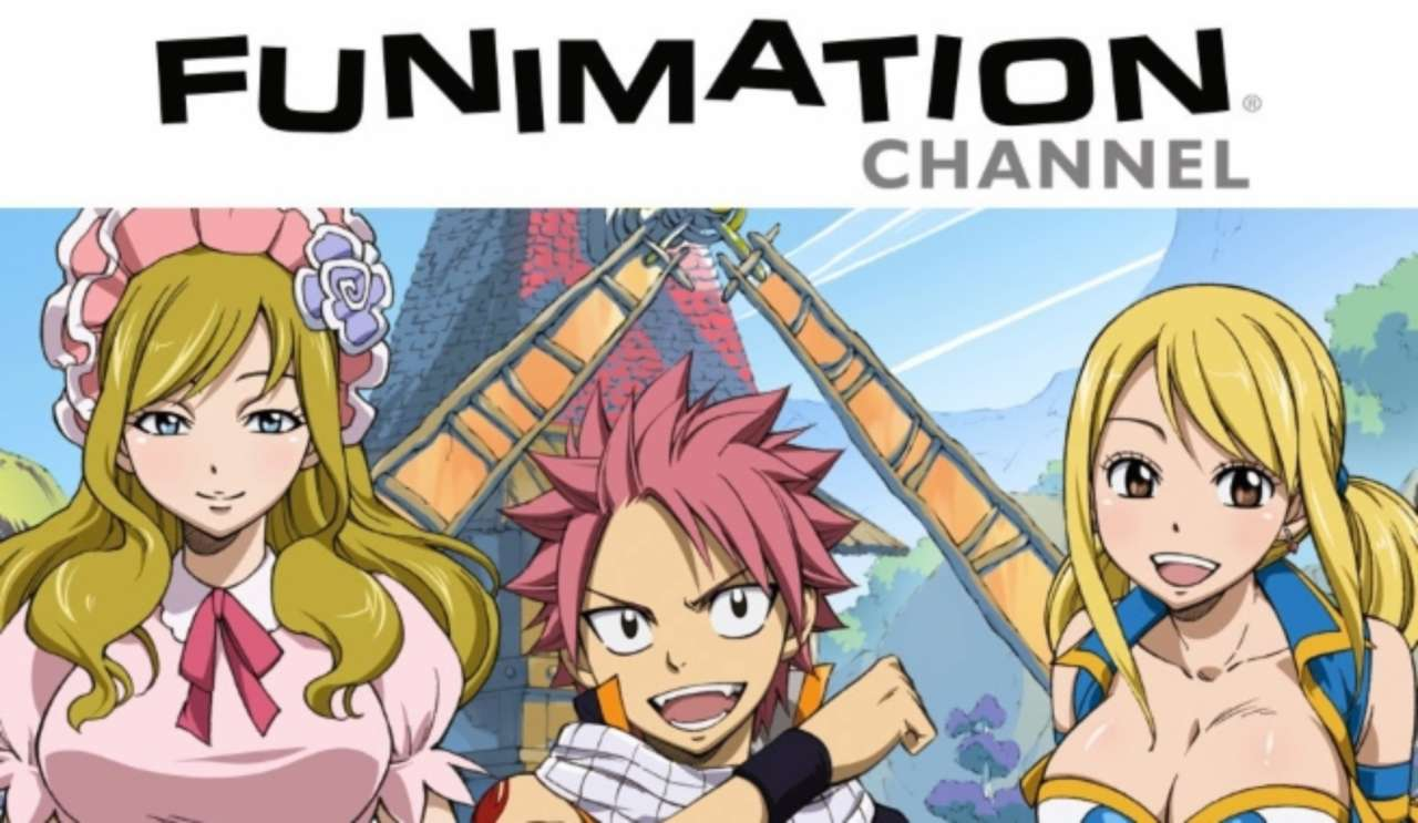 Funimation announces plans to launch anime focused cable network