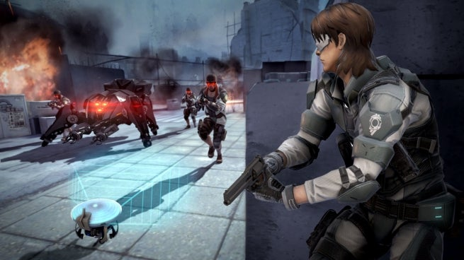 Ghost In The Shell Stand Alone Complex - First Assault