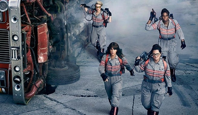 Ghostbusters 2016 top