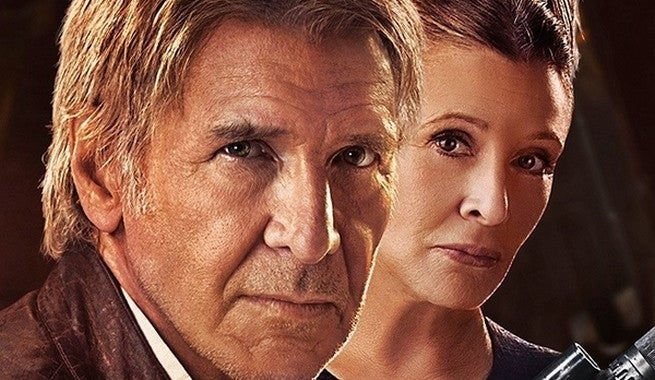 Han and Leia - Star Wars
