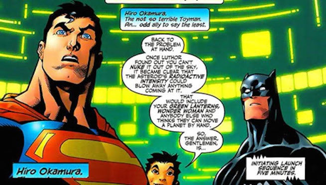 hiro-okamura-superman-batman