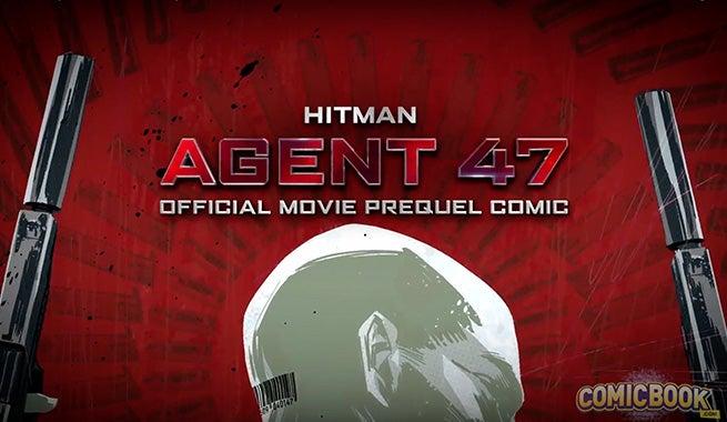 Hitman-Comic
