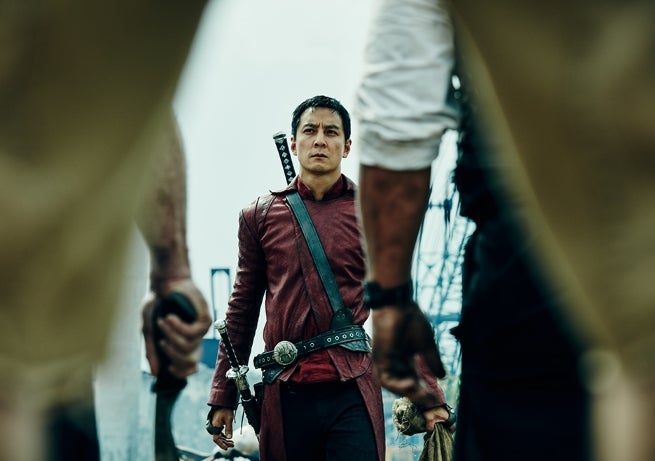 Into the Badlands Episode 6 - Sunny