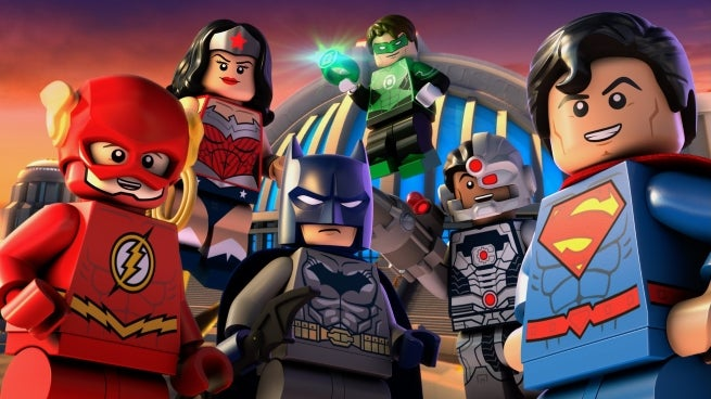 LEGO Justice League - Cosmic Clash
