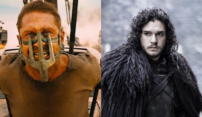 Mad Max Fury Road and Game of Thrones nominated for Golden Globes