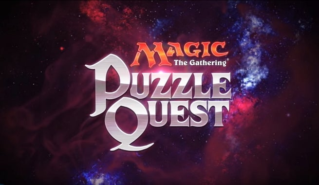 Magic the Gathering Puzzle Quest