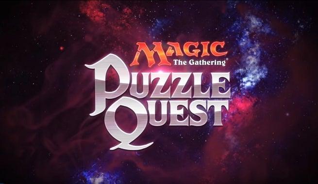 Magic the Gathering Puzzle Quest