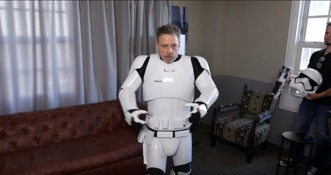 mark hamill stormtrooper