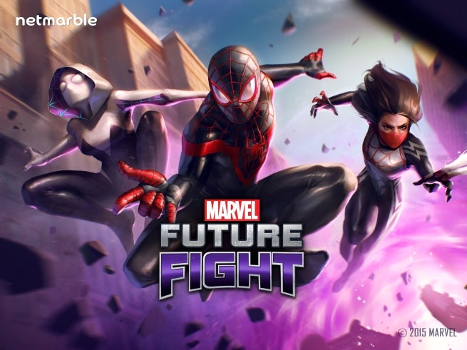 Marvel Future Fight Spider-Man Family Update