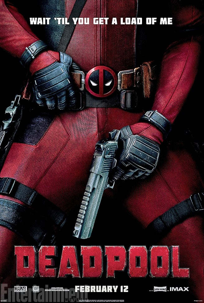 New Deadpool Poster