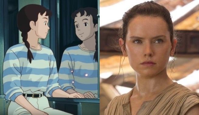 Only Yesterday Daisy Ridley