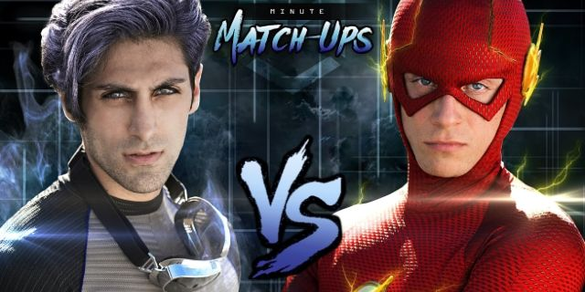 quicksilver vs flash
