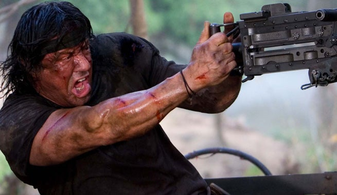 Sylvester Stallone Is Done Playing Rambo