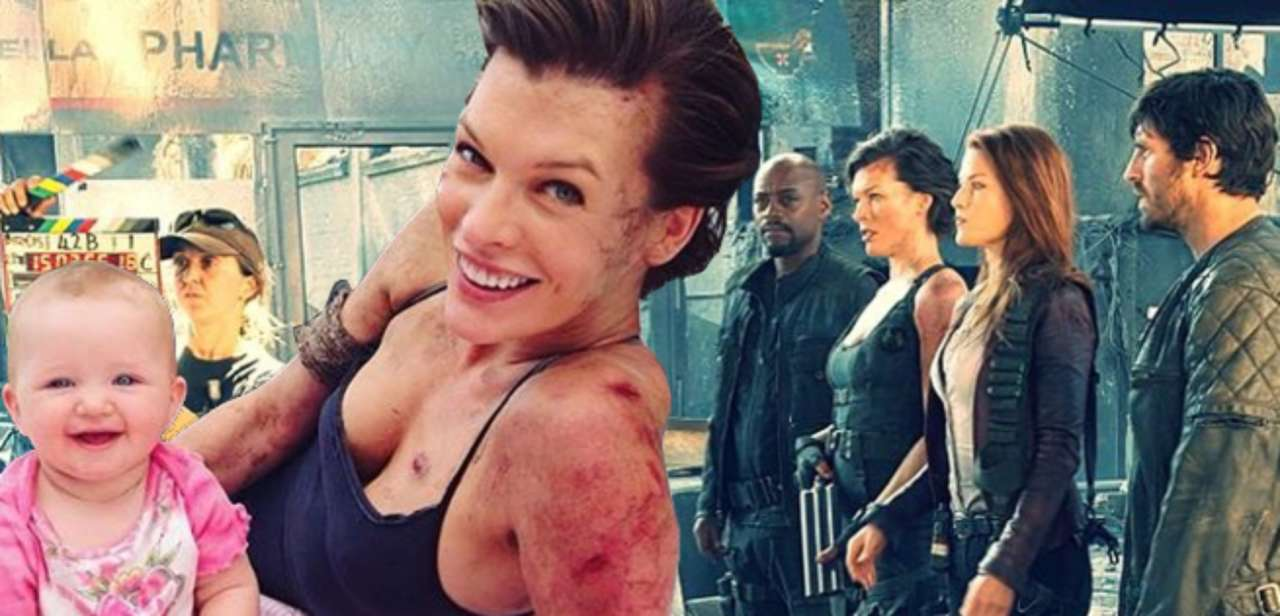 Resident Evil The Final Chapter Wraps Filming