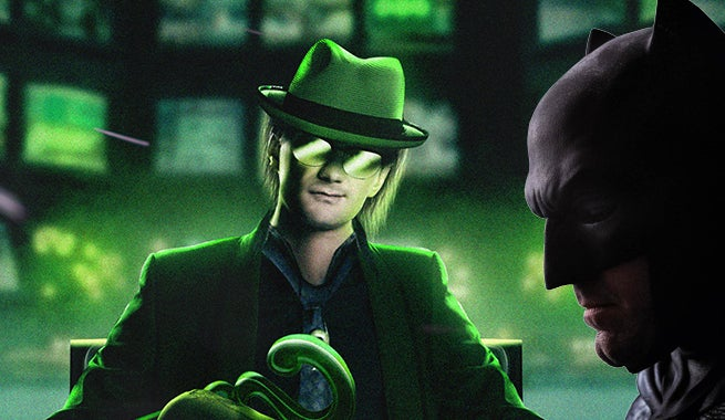 Neil Patrick Harris Open To Playing The Riddler In Batman Movie