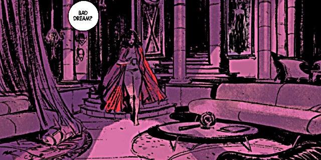 Scarlet Witch #1