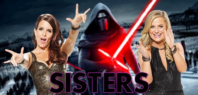 sistersstarwarsparody