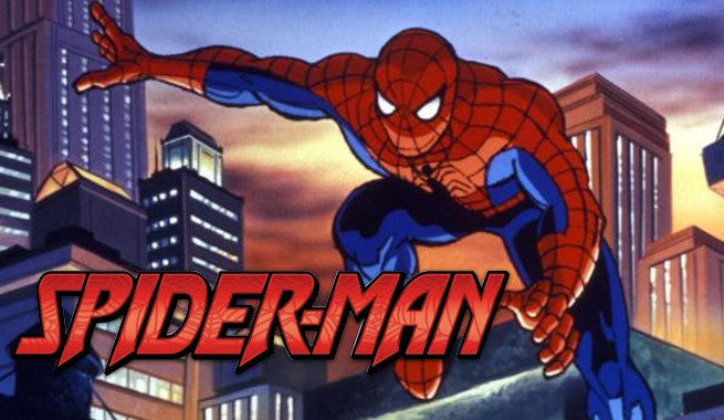 spidermananimated