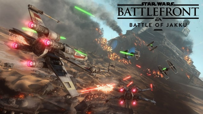 star wars battlefront the battle of jakku