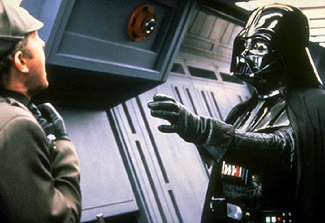 The Force Choke