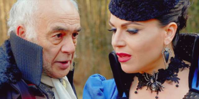 Regina's Dad Returning For 100th Episode Of Once Upon A Time