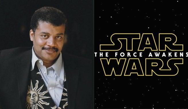 Tyson The Force Awakens