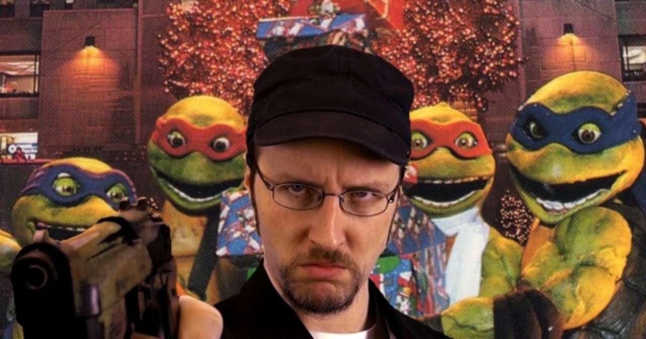 Nostalgia Critic\'s December Reviews Tackle Teenage Mutant Ninja ...