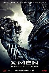 X-Men: Apocalypse movie poster image