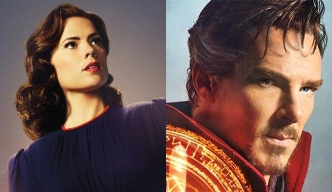 Agent Carter - Doctor Strange