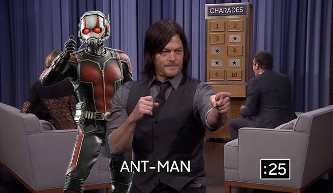 Ant-Man Reedus