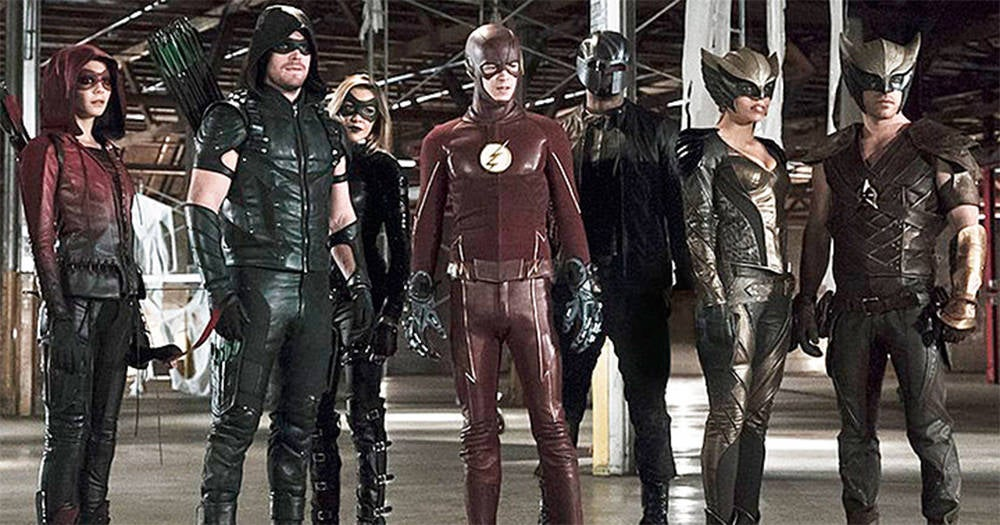 arrowverse copy