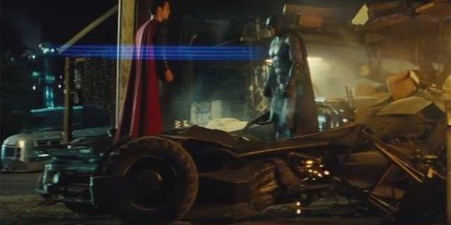 New Batman V. Superman Clip Released On CONAN