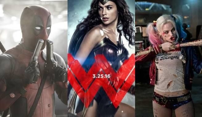 comic book movie debuts