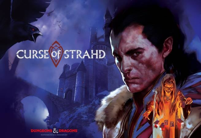 Curst of Strahd top