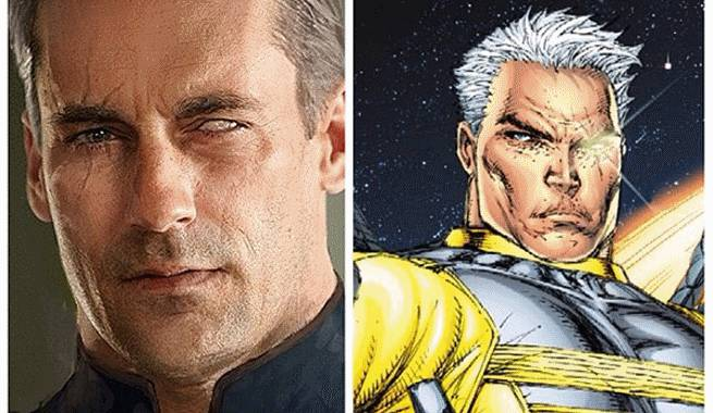 Jon Hamm as Cable